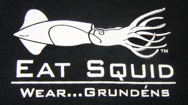 Squid For Grundens